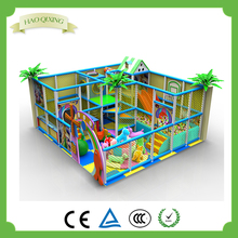 Indoor children's amusement park play equipment , children's game system structure
