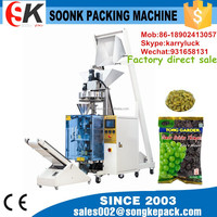 SK-200ZT bag rice filling and sealing machine