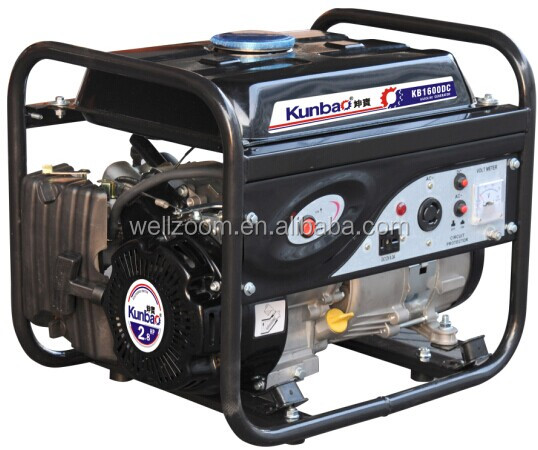 1kw petrol generator price hand start type