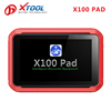 Automobile Key programming tool machine manufacturers for all cars Xtool X100 PAD