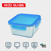 clear container micro wave square