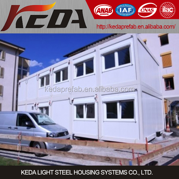 Temporary Office Building small villa design House Container Home
