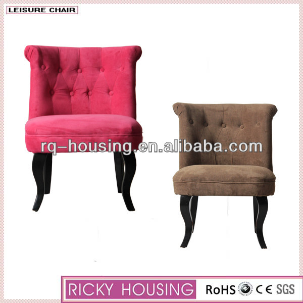 Rubber Wood Chair Funky Dining Room Chairs Single Seater Wood Sofa ...