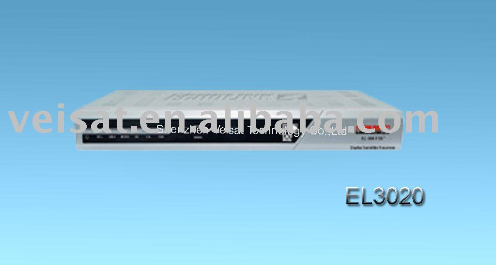 dvb-s free to air set top receiver echolink 3020