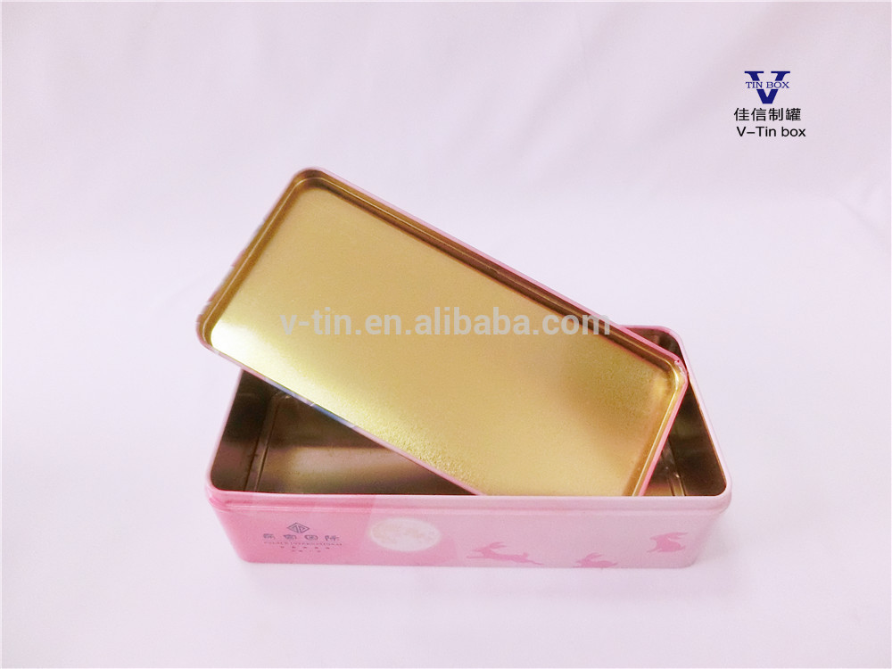 Factory Supplier airtight tea tin can with good quality