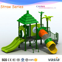 heavy duty cheap outdoor playground flooring children outdoor equipment climbing frames for sale