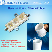 manufacture Electronic potting compound of silicone rubber