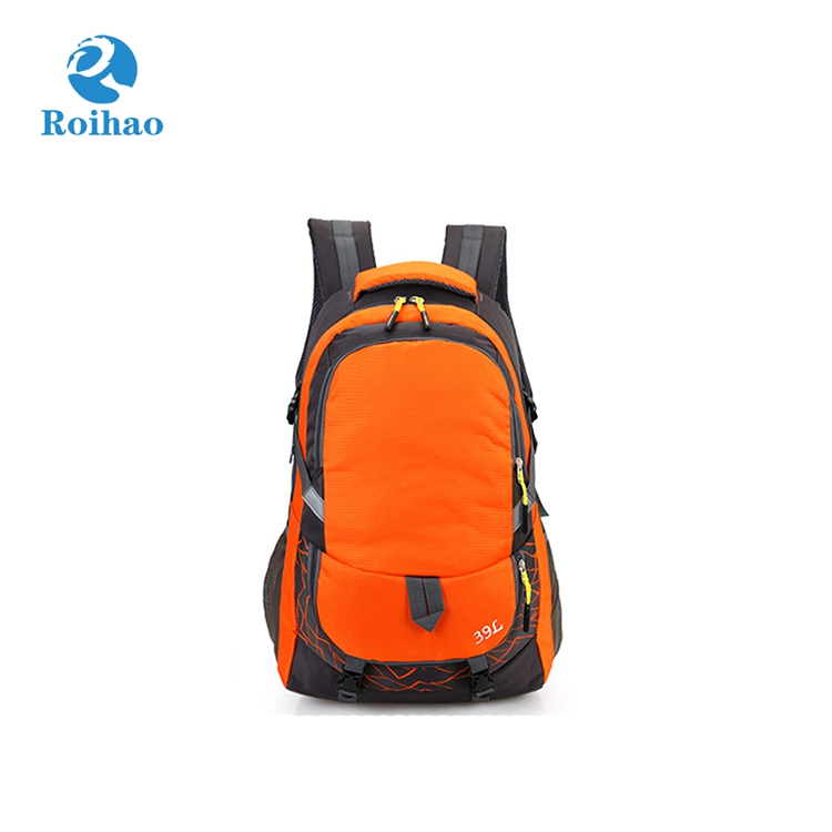 New Style Teenagers Folding Custom Foldable Travel Backpack