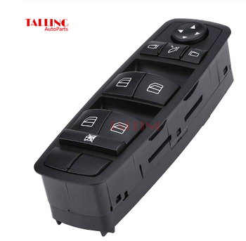 for ML GL W164 Front Left Power Electric window lifter switch A2518300290 2518300290