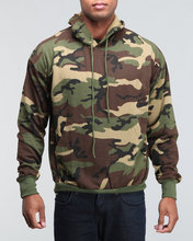 Sublimated Plain Camo Design Hoodies with Good Price