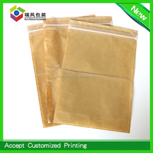A4 size brown packing list envelopes