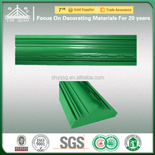 Cheap Fiberglass Reinforced Plastic Plaster Cornice Manufacturing Solid Molds