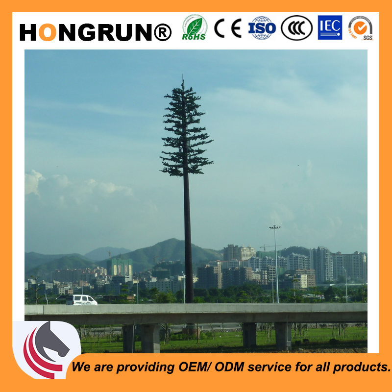 Cellular Communication Mast Palm Tree camouflage tower Antenna Tower
