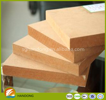 pine light weight mdf sound insulation board