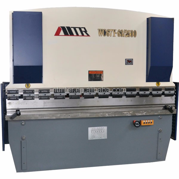 MTR WC67Y - 63 / 2500 hydrauli sheet metal bending machine tool