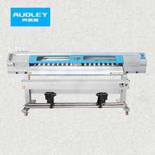 1.6m 1.8m China Audley DX5 plotter Large format poster canvas vinyl wrap eco solvent printer