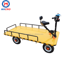 Wholesale High Quality Metal Stainless Steel Garden Tool Push Cart