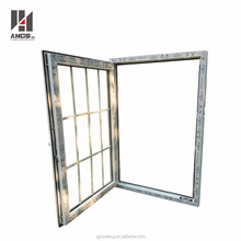 good quality pvc/upvc tilt and turn windows vinyl glass window