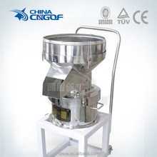 Circular vibrating sieve machine for fruit juice