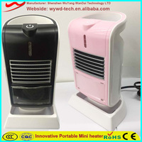 Mini heater / Innovative desktop personal titan ceramic heater