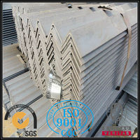 hot rolled equal steel angles/angle iron garage door angle iron price per tone