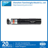 High power 650nm red diode laser pointer pen