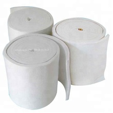 Ceramic fireproof insulation refractory blanket for furnace wall lining insulation materials