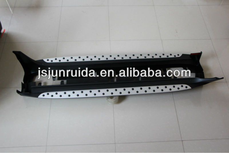 car running board for jeep compass 2012
