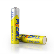 hot sale pkcell batery aa aaa 1000mah 1200mah 1.2v nimh rechargeable battery