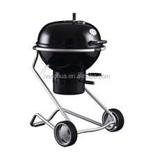 Outdoor portable charcoal BBQ Grill,barbecue BBQ bucket