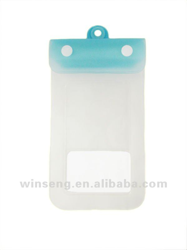 Hot Sale Promotional Multi-Functional TPU Waterproof Pouch For Cell Phone WP05