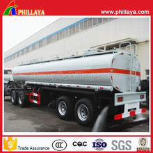 50000L Kerosene aviation fuel tank trailer, aviation fuel trucks for sale