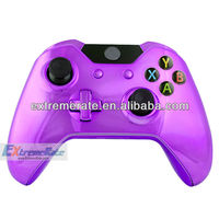 Game Accessories For Xbox One Controller Shell Chorme Purple With Hot Selling