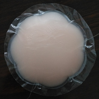 ONEFENG Silicone Nipple Cover Breast Pads False Artificial Boob Pads for Women Being Sexy Beauty