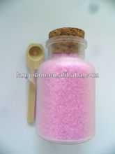 Rose Granular Bath Salt from China OEM Production from China