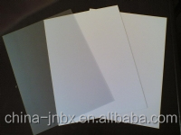 pvc coated overlay film