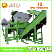 renewable electric waste paper recycling equipment
