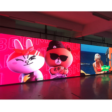 p6 SMD full color Indoor LED display screen P6 indoor led module for advertising