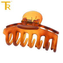 Fashion large plastic hair claw for women hair beauty