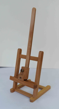 High quality wooden Mini-easels for canvas painting for wholesale