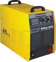 380Volt Digital IGBT Module Pulse TIG Argon AC DC TIG/MMA 315 Inverter Aluminium Welding Machines