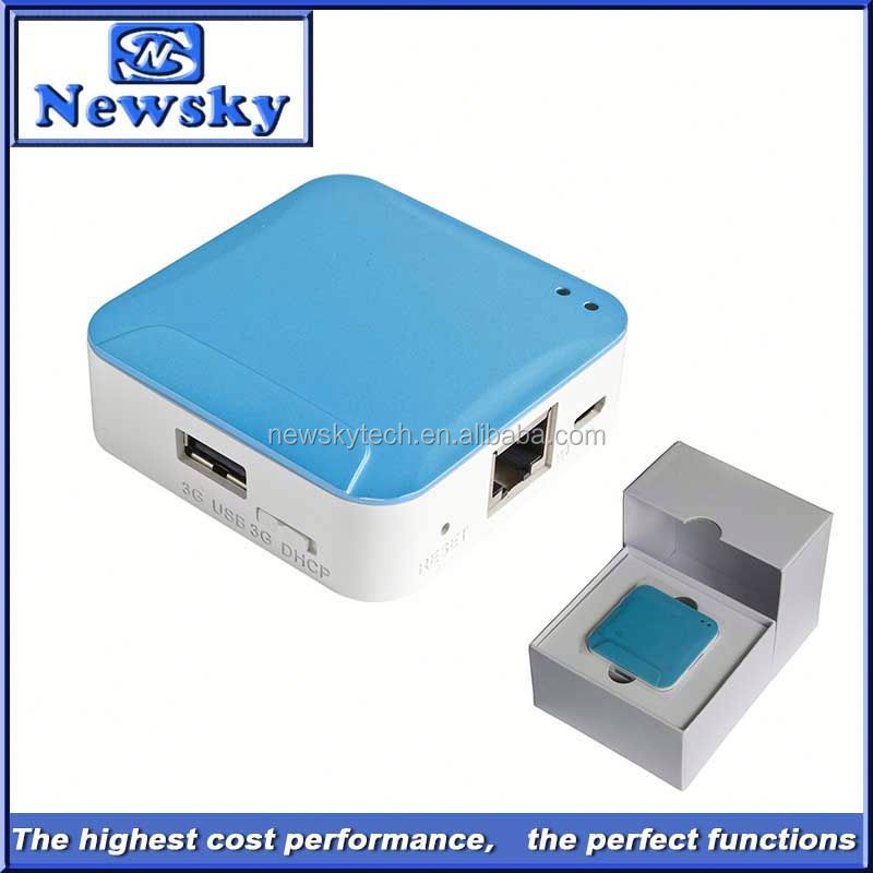 3G gateway wifi router lan usb with rj45 port