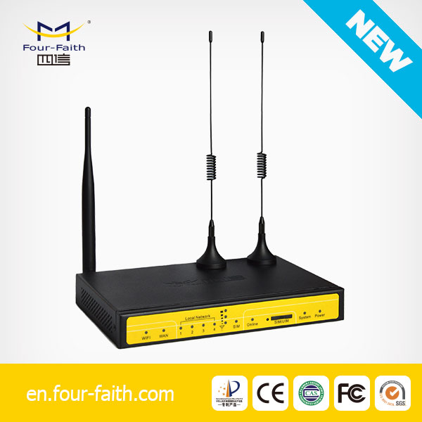 F3436 3g hsdpa wifi router provide free hotspot on shopping mall J