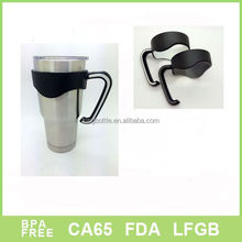 20oz stainless steel tumbler handle
