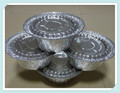 fine quality & inexpensive wise choice 100% food grade aluminium foil container for food package