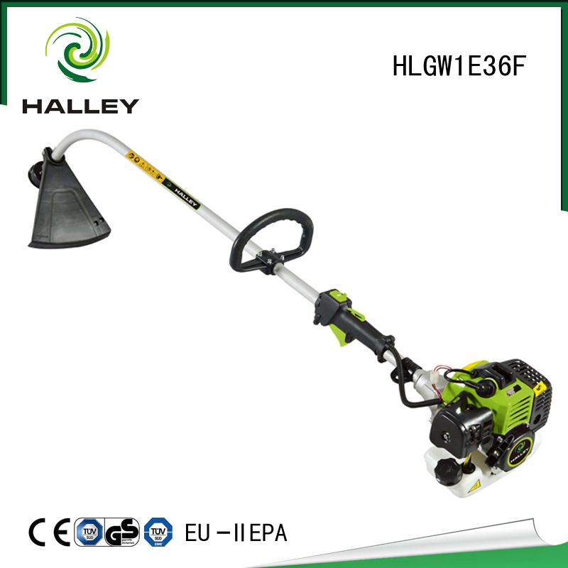 33cc 2 Stroke Mechanical Gasoline Grass Cutter with Nylon Desmalezadora HLGW1E36F