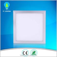 High lumen 600x600 2f2ft dimmable white led suspended ceiling light panel