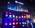 Huasun new products HD Outdoor LED display