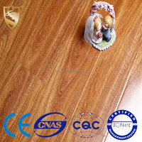 SGS glueless affordable commercial laminate flooring