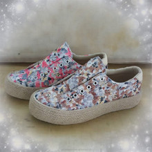 New Arrival Popular Hot selling Women cement shoes in casual shoes